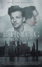Burning Desire || lwt + hes by peakyloueh