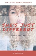 She's Just Different by Adidarose