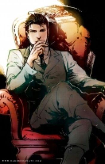 Batman is my boss?...