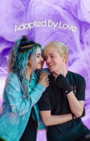 adopted by love! (sam golbach and katrian stuart) by people_suck34