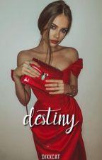 Destiny  by dixxcat