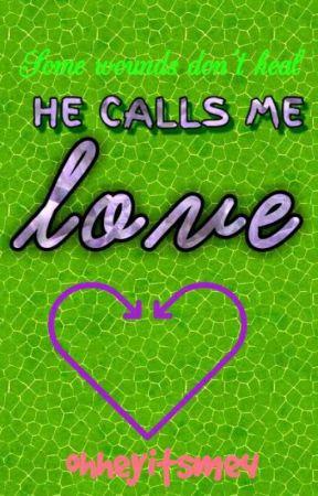 He calls me luv
