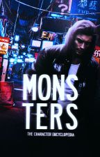 monsters ↠ the character encyclopedia by wayywardbuns