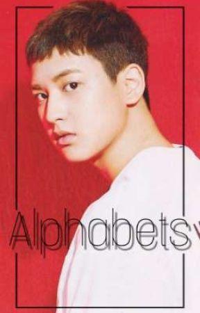 Alphabets by duoblackmoon