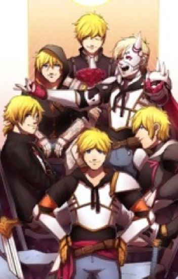 RWBY: Watch The Jaune Arc's of The Multiverse (Jaune X Harem
