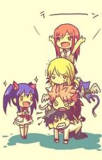 Fairy Tail Truth or Dare by Kris_Halo273