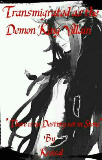 Transmigrated Into A Novel As The Demon King Villian