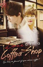 Love At A Coffee Shop by artificialsoo