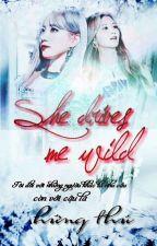[Cover][a.h.y&p.j.h] She drives me wild by V_LEGGO2605