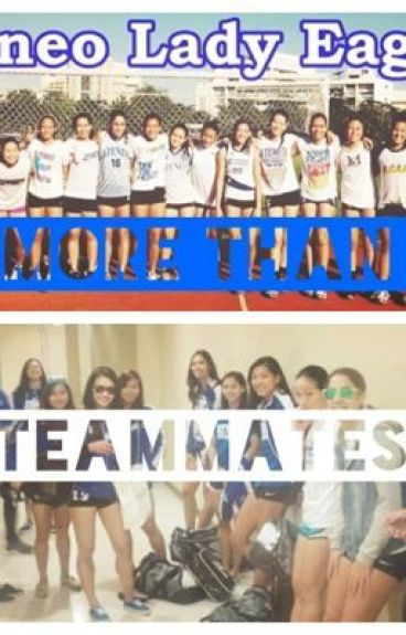More than teammates