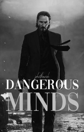 Dangerous Minds   john wick by johnthewick