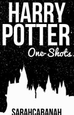 Harry Potter One-Shots // (X Reader) by SARAHCABANAH