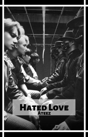 Hated Love ➮ Ateez by shineshownu
