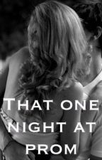 That One Night At Prom (Alfie Deyes and Joe Sugg) by coolstorysbro