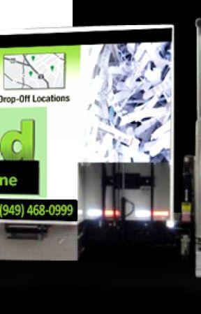 Shredding Services by shreddingirvine