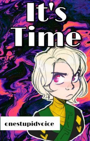 Is time(NINJAGO) by Aramy-light