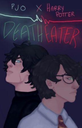Death Eater- Harry Potter x Percy Jackson crossover  by Juliet_Nebula