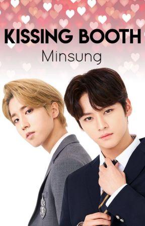 KISSING BOOTH - Minsung  by KangarooChann