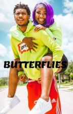 Butterflies • Trairi by BAdbishjass