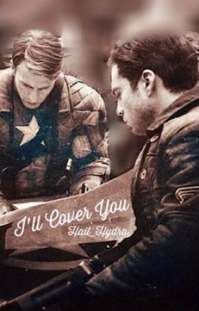 I'll Cover You (Stucky Fanfic) by Hail_Hydra