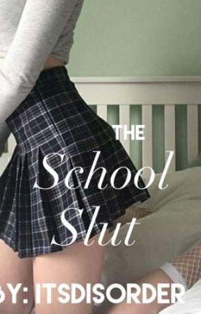 The School Slut / Kim Taehyung  by ITSDISORDER