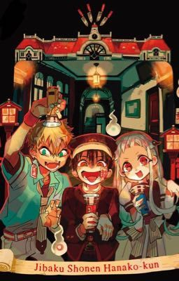 Đọc truyện [Vietsub Comic] Jibaku Shounen Hanako-kun