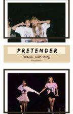 PRETENDER (JenLisa - Short Story) by BuggyBunny_