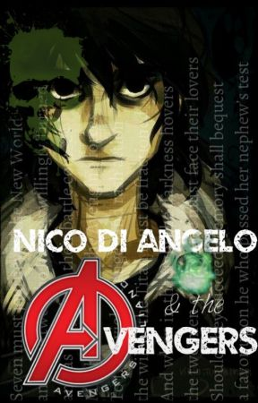 Nico di Angelo and the Avengers by RowanLaufeyson1