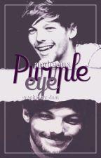 Purple Eye » louis t. by andreeux