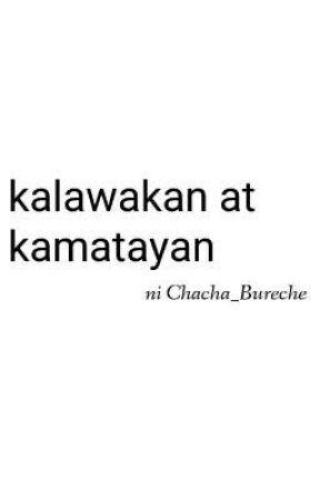 kalawakan at kamatayan by Chacha_Bureche
