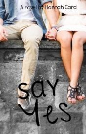 Say yes by rose_card_