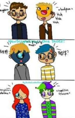 newsacpecrew one-shots by creepergirlfire45