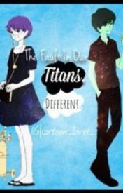The Fault in Our Titans. (A bbrae fanfic) by girly_lovee_