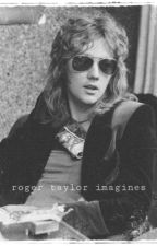 roger taylor imagines  by queen_avengers
