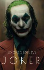 Joker  by artham_asylum