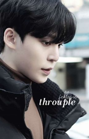 Throuple - yunwoosan ATEEZ by fcklogic