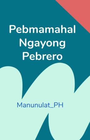 Pebmamahal Ngayong Pebrero by Manunulat_PH
