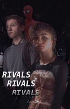 rivals | peter parker&michelle jones by luminicient