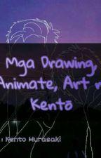 Mga Drawing, Animations And Arts Ni Kentō by KentoKun7