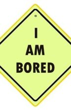 100 Things To Do When You're Bored by CliCli123