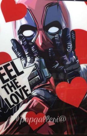 Deadpool X Reader O3O by NixonSkaza
