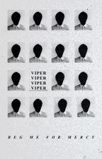 VIPER ─ dick grayson by skatekitchen