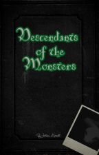 Descendants of the Monsters by theoreticaltheif