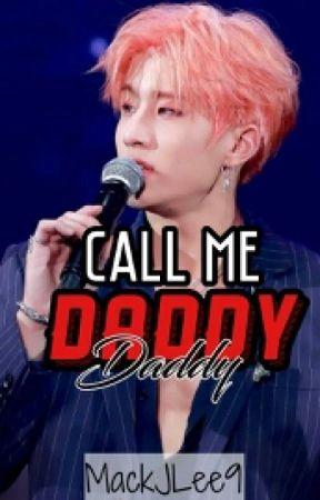 Call Me Daddy [Park Jinwoo] °Smut° by MackJLee9