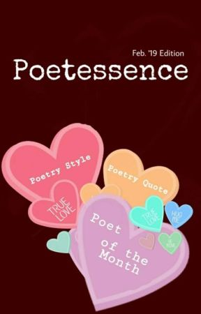 Poetessence: February Edition. 2019 by WP_Poetry
