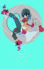 On A Wire | Izuku Midoriya x Reader | by EmiArmor
