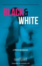 Black & White I [Jungkook(BTS) y tu] by StereoponyXXX