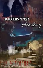 Agents! by rosita1thing