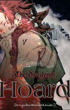 The Dragon's Hoard (Dragon!Kirishima x Reader) by JN3XUS