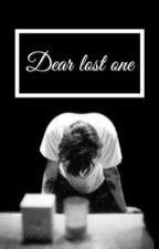 Dear lost one - Harry Styles - completed by vintagexharry